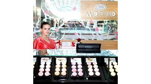 Любимые десерты Motiko теперь и в Shopping Malldova!