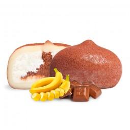 Banana in ciocolata